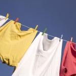 やる気は、洗濯物に影響される!?